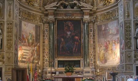 Lent calendar Santa Susanna church