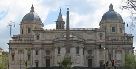 Lent calendar Santa Maria Maggiore church