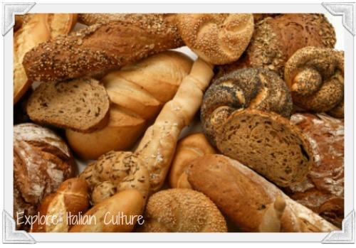 Home made Italian bread