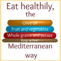 Mediterranean diet link