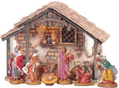 Fontanini nativity crafts