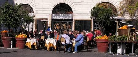 Trastevere restaurant
