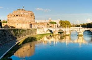 Places to visit in Italy - Castel Sant'Angelo.