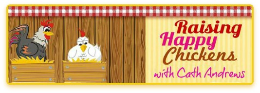 Raising Happy Chickens website link