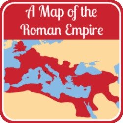 A map of the Roman Empire in the year 122 A.D. Link.