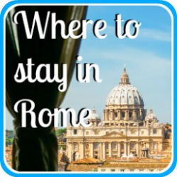 Where to stay in Rome - link.