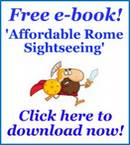 Rome sightseeing free e-book  clickable link