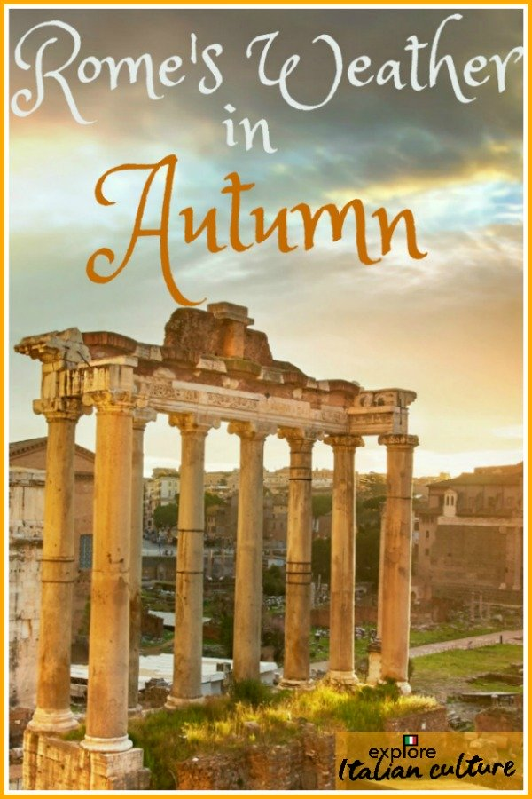 Rome in autumn - link.