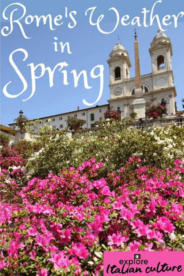 Rome in Spring - link.
