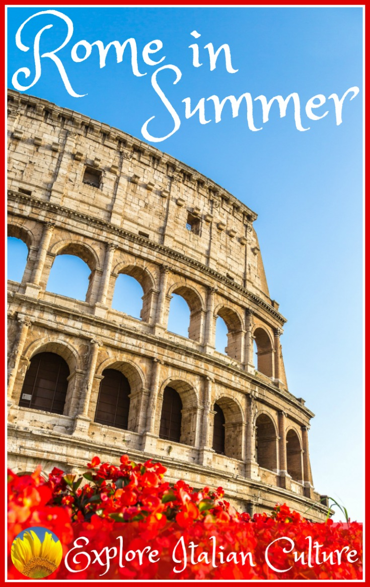 What's Rome's weather like in the summer months? Find out here.