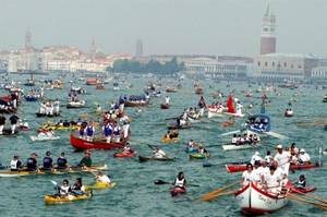 Things to do in Venice Vogalonga
