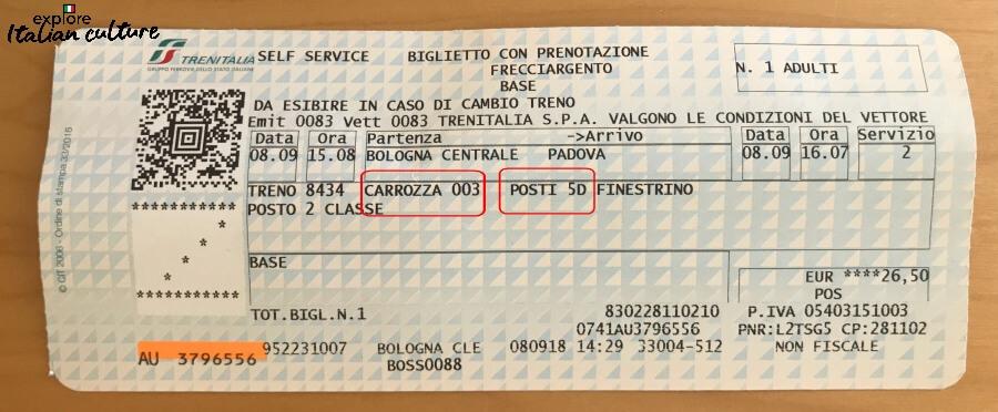 Biglietteria