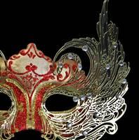 Authentic Venetian masquerade mask