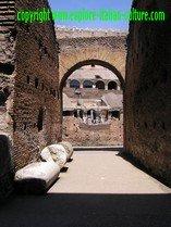 Colosseum Vomitorium