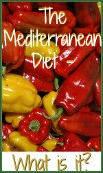 What is the Mediterranean diet link